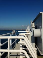 Barrage observation deck (part 2 of 2).